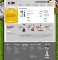 Olimp sporting goods wholesaler